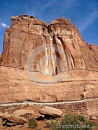 Parque natural dos arcos: O órgão