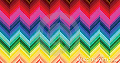 Parquet colorful pattern