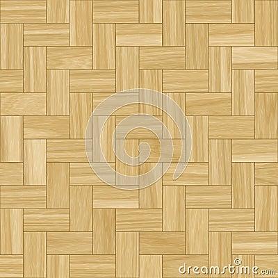 Parquet floor