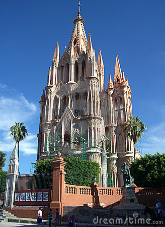 Parroquia Cathedral-Mexico