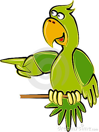 Free Parrot Stock Image - 1544961