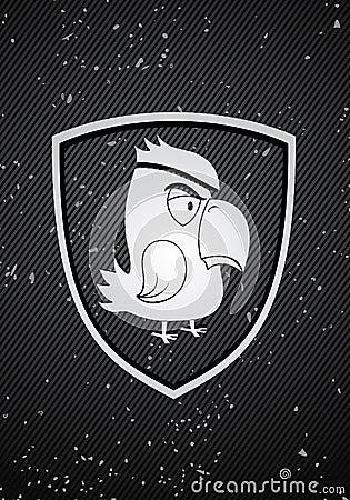 Parrot badge