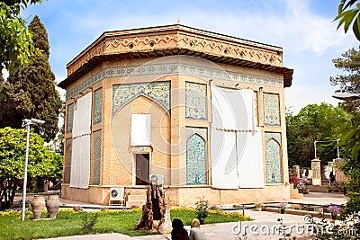 Pars museum in Shiraz