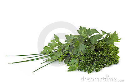Parsley and Chives