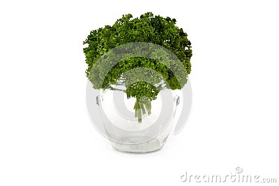 Parsley glass