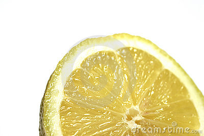 Part de citron