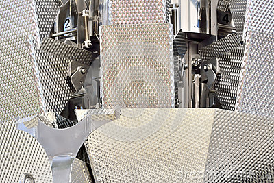 Part of food manufacturing machine