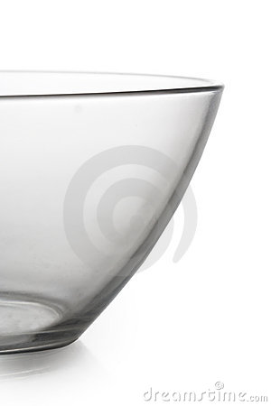 Part of Glass Bowl