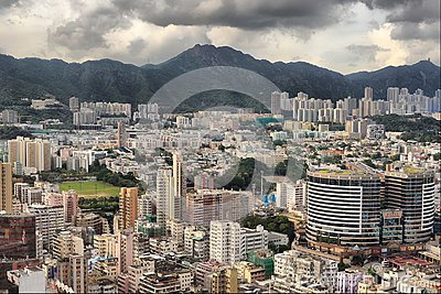 A Part Of Kowloon Stock Images - Image: 20292734