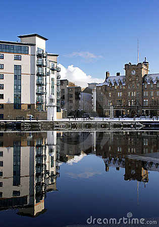 Part of the Shore, Leith Docks, Edinburgh