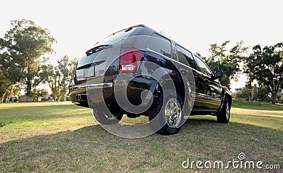 Parte della jeep