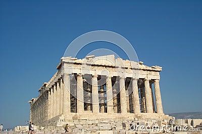 Parthenon - Grecia