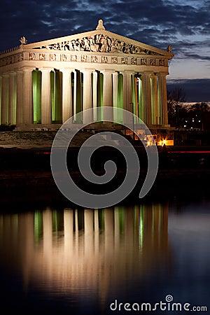 Free Parthenon In Nashville, TN Stock Photography - 9354012