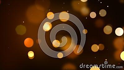 Particle 089. Lens defocus, the light spot of slow moving