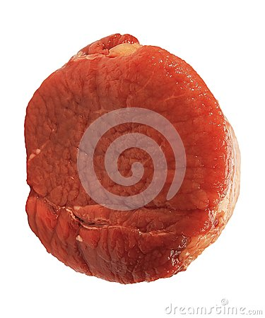Partie de viande d appétit