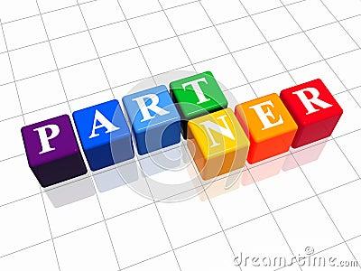 Partner in colour