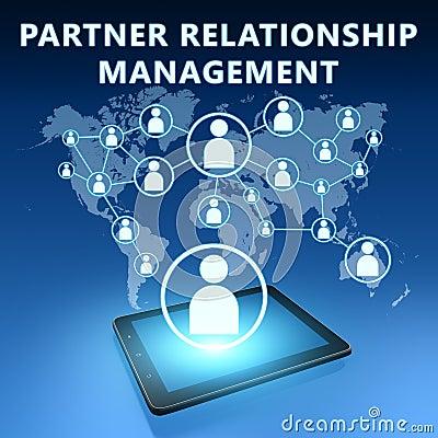 Partner Relationship Management Stock Photo - Image: 48336649
