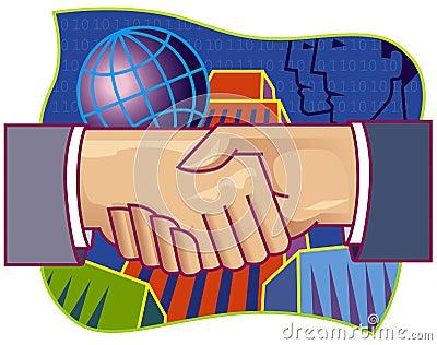 diferentes sociedades mercantiles: