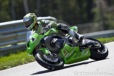 Parts Canada Superbike Championship (Practice) May Editorial Stock Photo