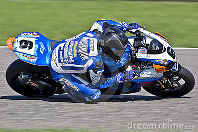 Parts Canada Superbike Championship (Round 1) May Editorial Stock Photo