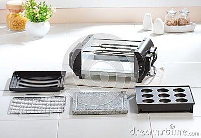 Multiple purpose stove
