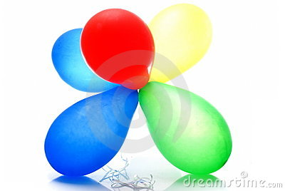 Party Ballon Royalty Free Stock Photography - Image: 16015207