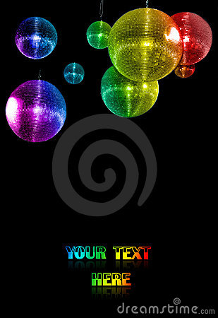 Free Party Balls Stock Photo - 6287960