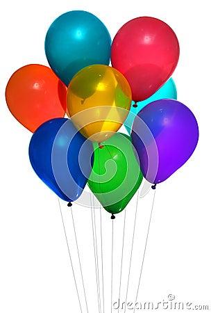 Free Party Baloons Stock Photos - 1265663