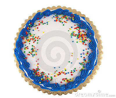 Party cake 3