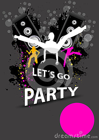 Party Design Stock Image - Image: 13236241