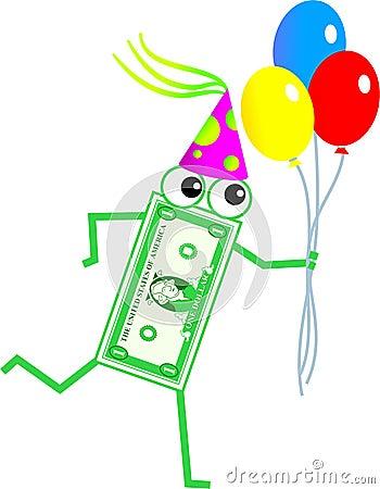 Party dollar