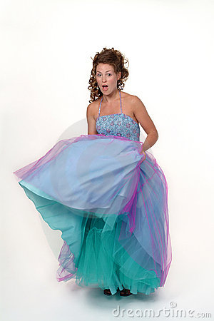 Free Party Dress Royalty Free Stock Photography - 1938767