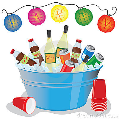 Free Party Drinks Royalty Free Stock Image - 13980096
