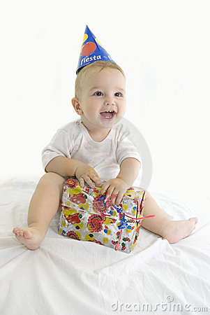 Free Party Gift Royalty Free Stock Image - 3255106