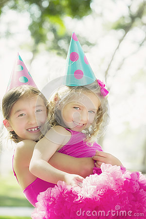 Free Party Girls Stock Photography - 45172332