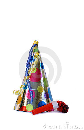 Free Party Hat Stock Photo - 1838520