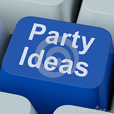 Party Ideas Key Shows Celebration