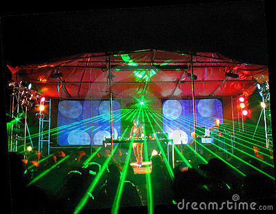 Party Laser Lighting
