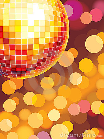 Free Party Lights Stock Images - 3523534