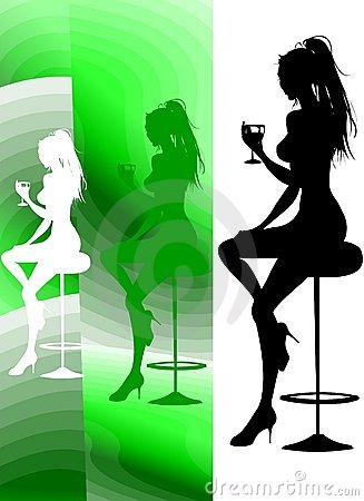 Free Party Lounge Cocktail Stock Images - 500964