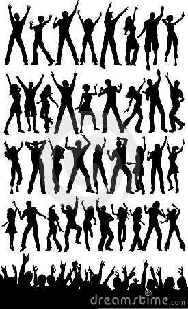 Free Party People And Crowd Stock Images - 6530284
