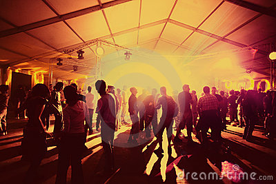 Party People Dancing Royalty Free Stock Photo - Image: 20116545