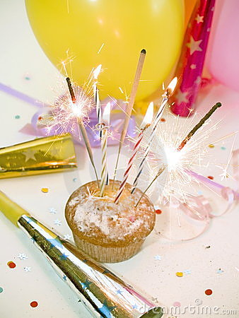 Free Party Time Royalty Free Stock Photography - 731907
