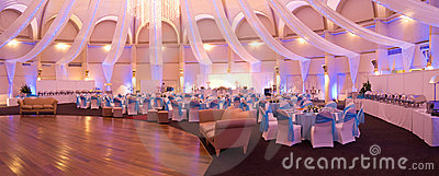 Party Receptions on Party Venue  Click Image To Zoom