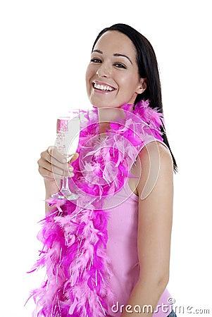Partymädchen