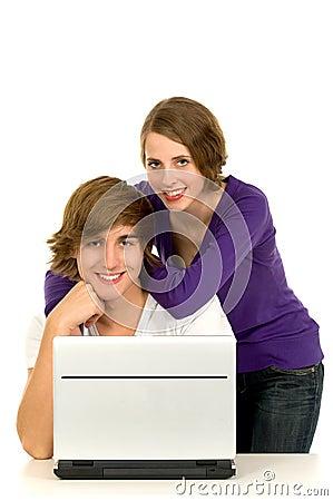 Pary laptopu używać