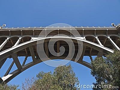 Pasadena California Colorado Blvd Bridge