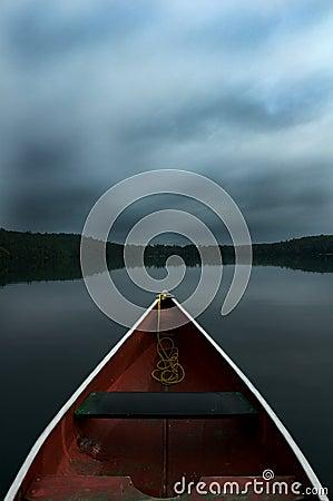 Paseo de la canoa