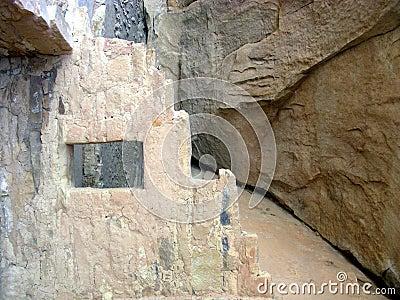 Pasillo antiguo