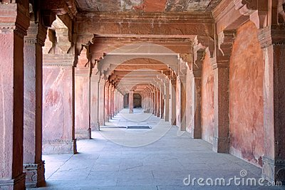 Passage of Agra Fort